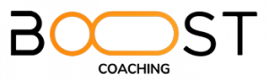 logo boost black petit
